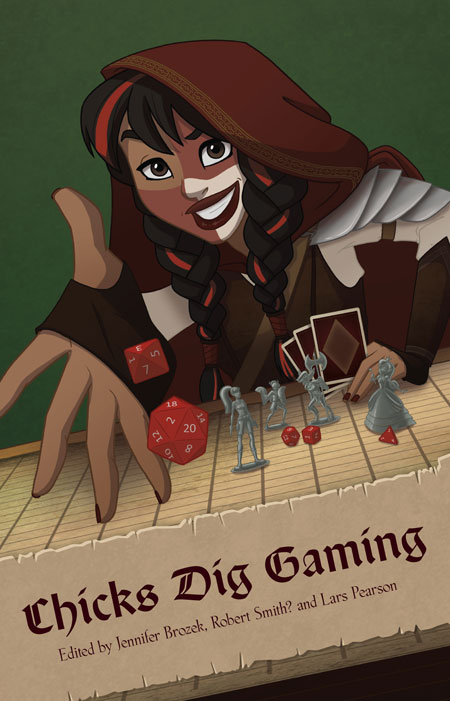 Chicks Dig Gaming Cover