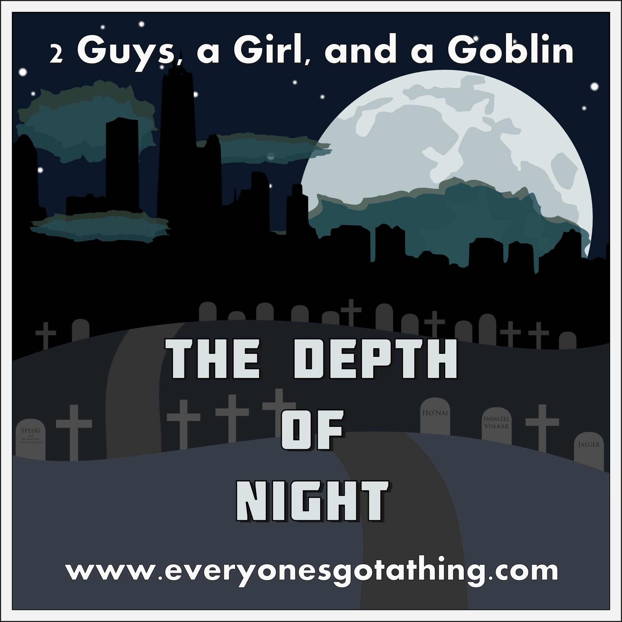 2 Guys, a Girl, and a Goblin logo