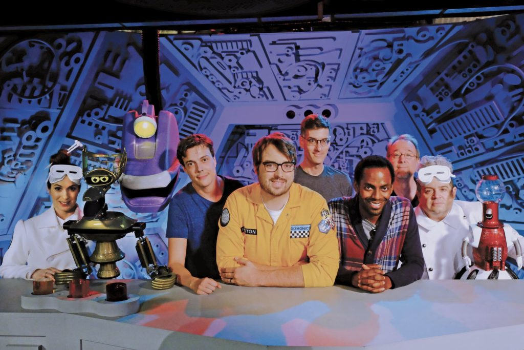 The New Cast of MST3K